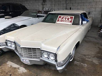 Bill Kay Chevy >> 1969 Cadillac De Ville Classics for Sale - Classics on Autotrader