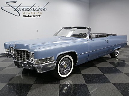 1969 Cadillac De Ville for sale 100888587