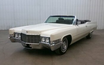 1969 Cadillac De Ville for sale 100974902