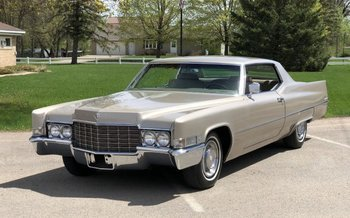 1969 Cadillac De Ville for sale 100987056