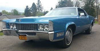 1969 Cadillac Eldorado for sale 100824932