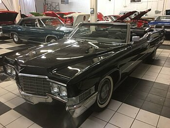 1969 Cadillac Eldorado for sale 101000470