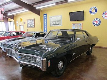 1969 Chevrolet Biscayne for sale 100733587