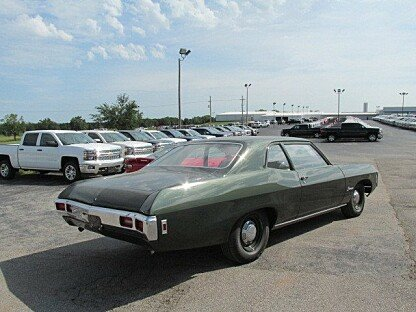 1969 Chevrolet Biscayne for sale 100721321