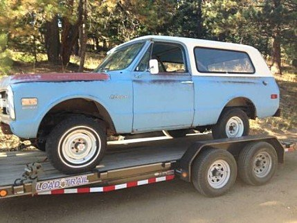 1969 Chevrolet Blazer for sale 100846200