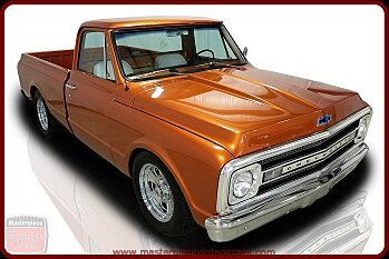 1969 Chevrolet C/K Truck for sale 100898559
