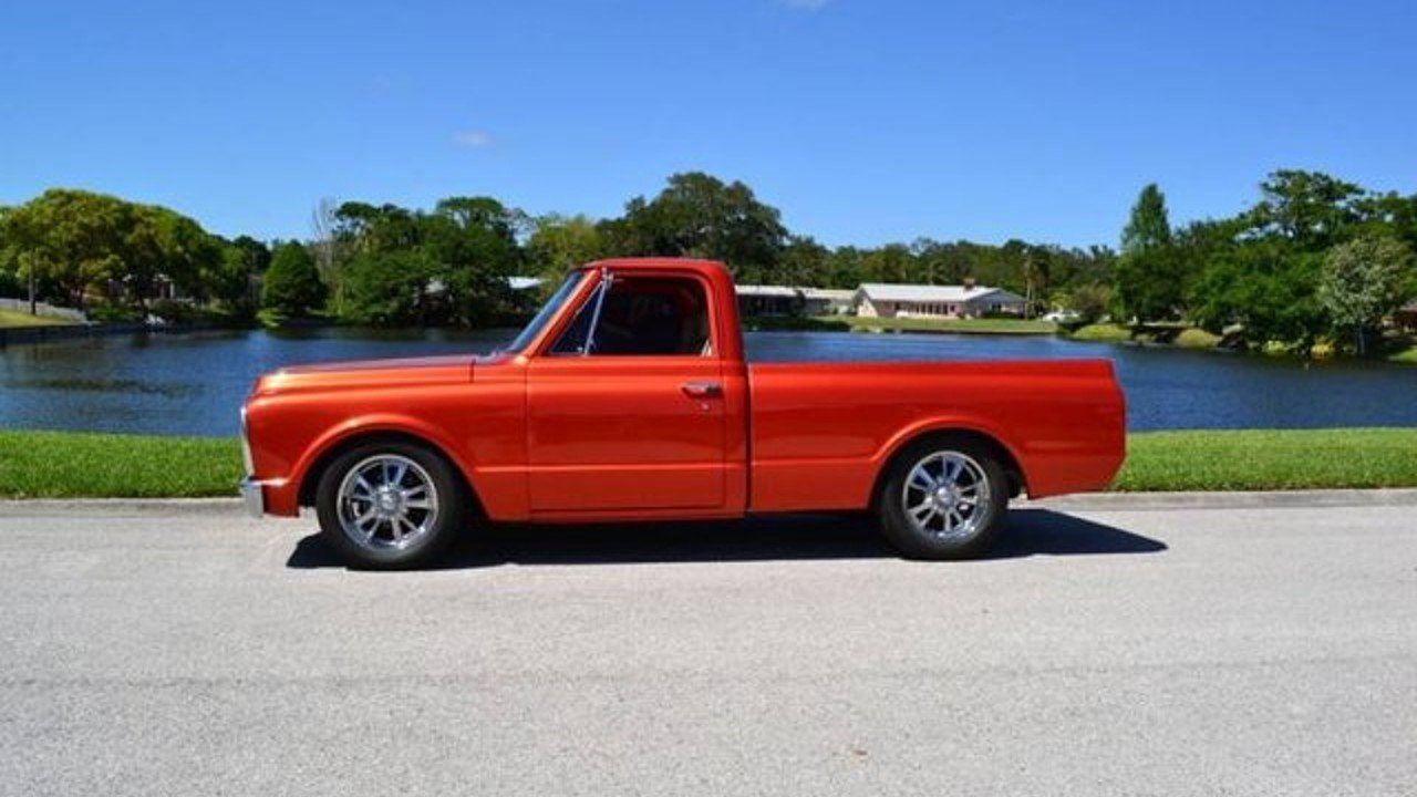 1969 Chevrolet C/K Truck for sale 100787798