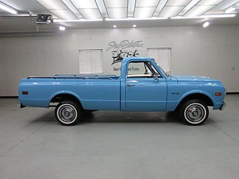 1969 Chevrolet C/K Truck for sale 100800445
