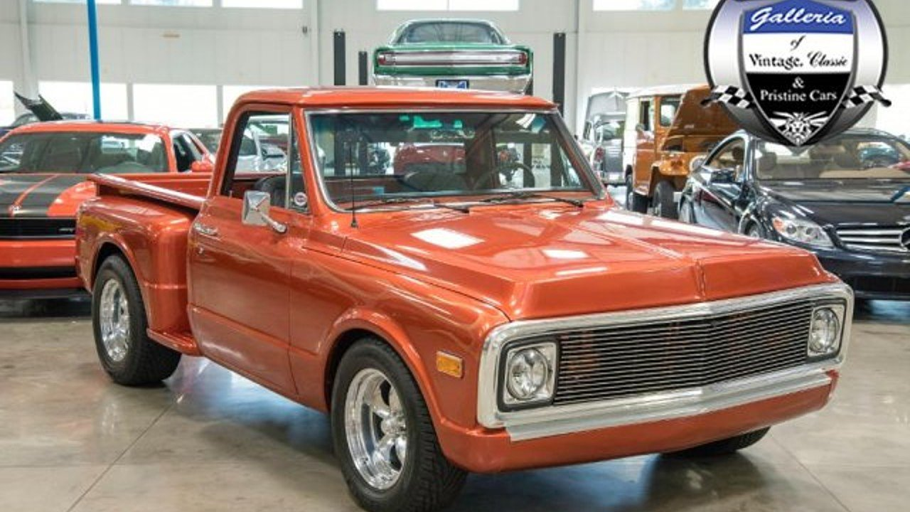 1969 Chevrolet C/K Truck for sale 100888216