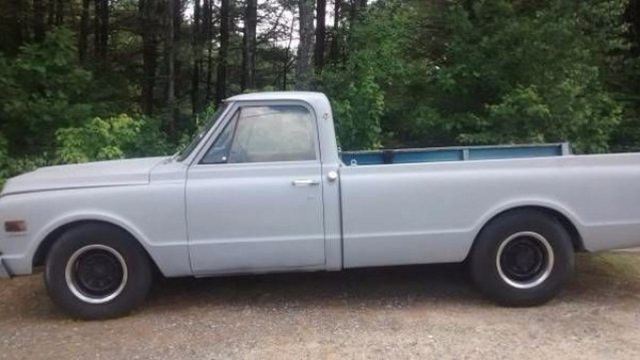 1969 Chevrolet C/K Truck for sale 100903831