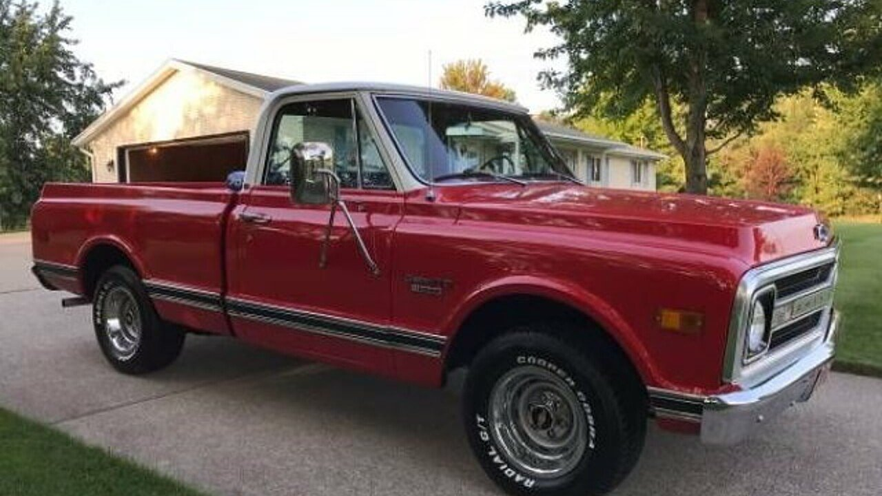 1969 Chevrolet C/K Truck for sale 100905815