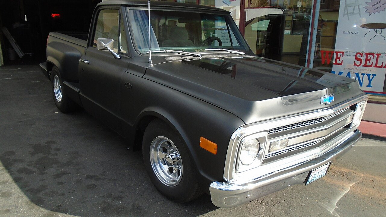 1969 Chevrolet C/K Truck for sale near Tacoma, Washington 98402 ...