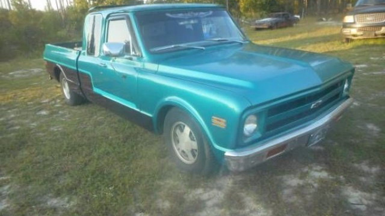 1969 Chevrolet C/K Truck for sale 100924597