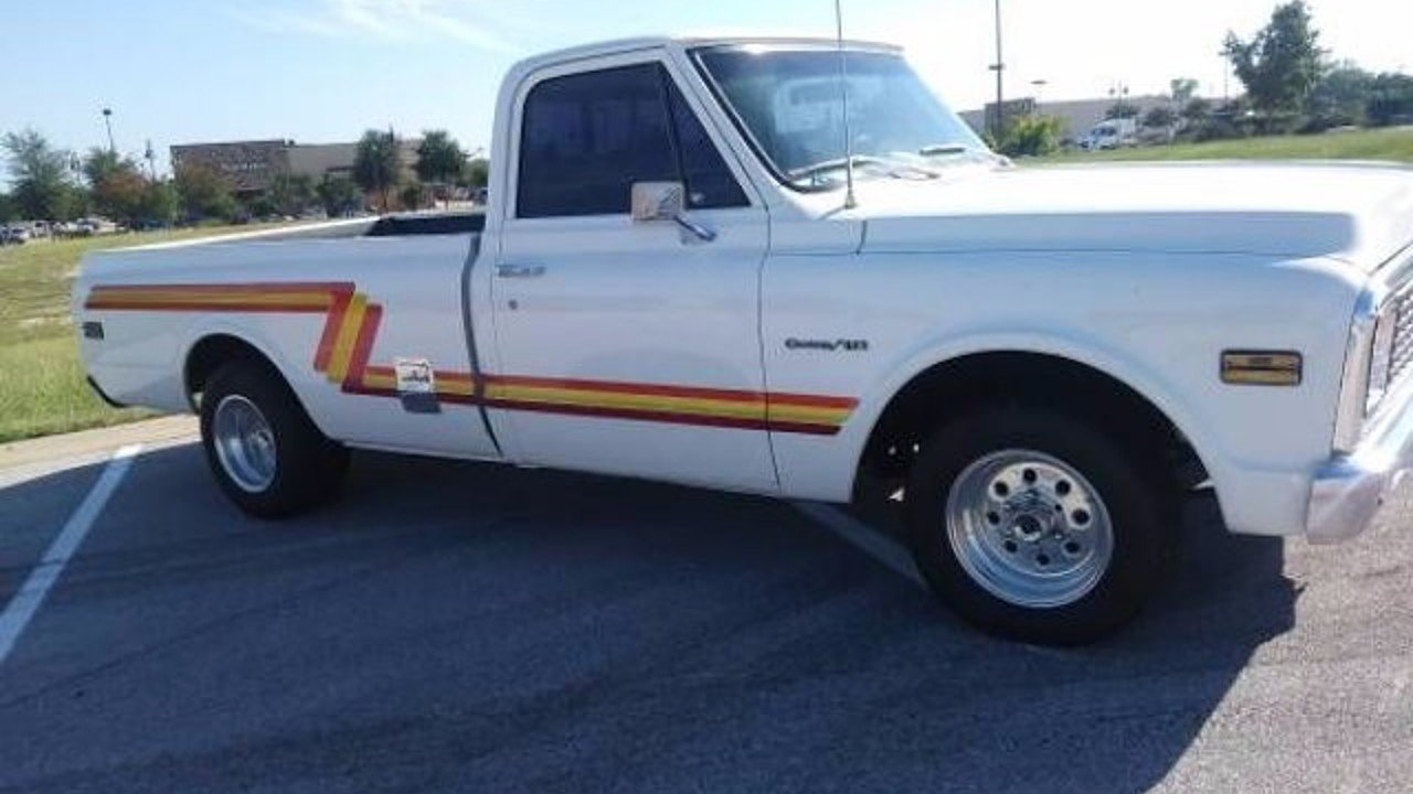 1969 Chevrolet C/K Truck for sale 100928078