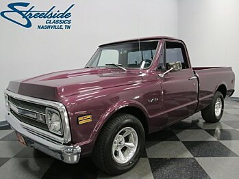1969 Chevrolet C/K Truck for sale 100947722