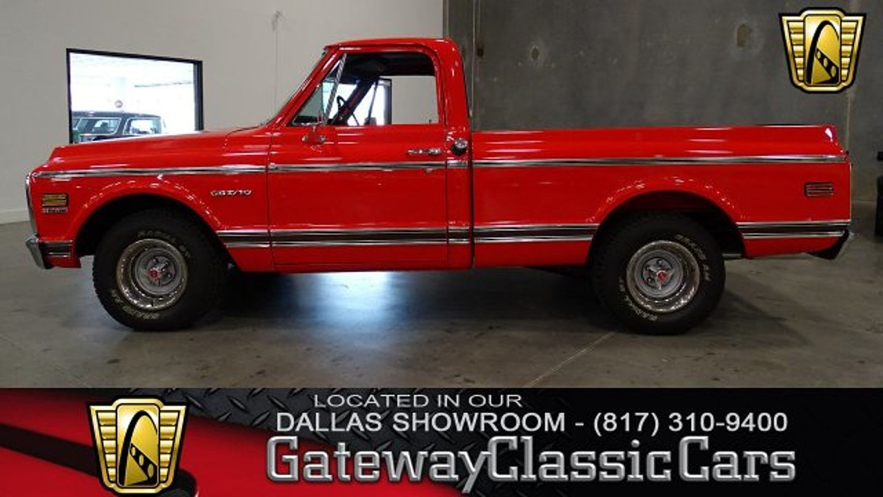1969 Chevrolet C/K Truck for sale 100948674