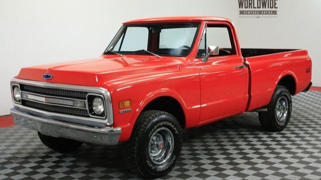 1969 Chevrolet C/K Truck for sale near Denver, Colorado 80205 ...