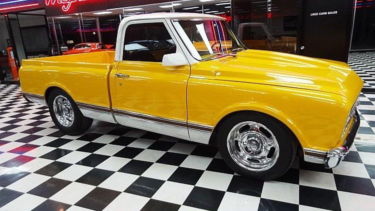 1969 Chevrolet C/K Truck for sale near Bonner Springs, Kansas 66012 ...