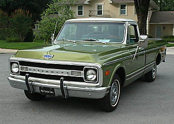 1969 Chevrolet C/K Truck for sale 100995584