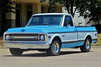 1969 Chevrolet C/K Truck for sale 101000231