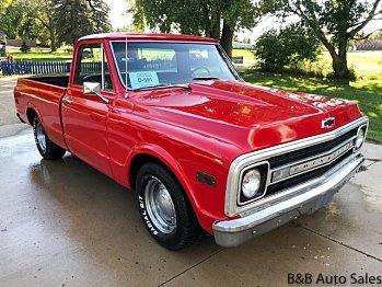 1969 Chevrolet C/K Truck for sale 101025351