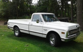 1969 Chevrolet C/K Truck for sale 101003730