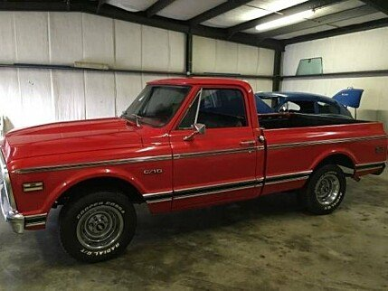 1969 Chevrolet C/K Truck for sale 100825505