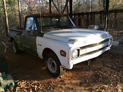 1969 Chevrolet C/K Truck for sale 100849566