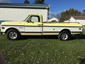 1969 Chevrolet C/K Truck for sale 100856880