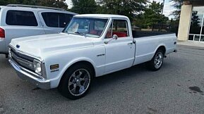 1969 Chevrolet C/K Truck for sale 100861642