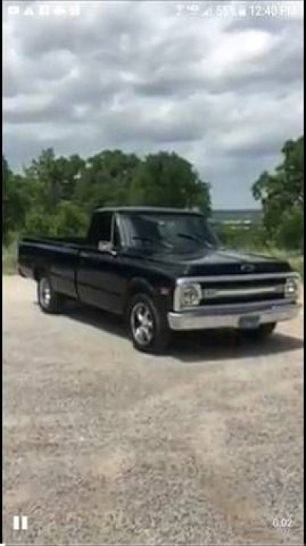1969 Chevrolet C/K Truck for sale 100868049