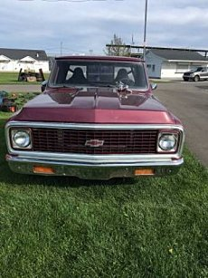 1969 Chevrolet C/K Truck for sale 100871358