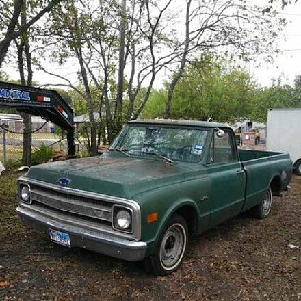 1969 Chevrolet C/K Truck for sale 100875068