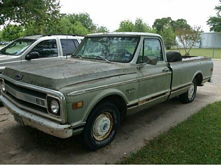 1969 Chevrolet C/K Truck for sale 100880432