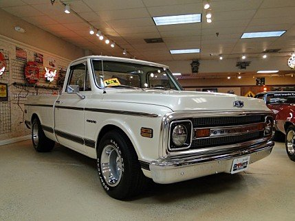 1969 Chevrolet C/K Truck for sale 100892611