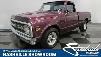 1969 Chevrolet C/K Truck for sale 100980862