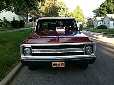 1969 Chevrolet C/K Truck for sale 100984688