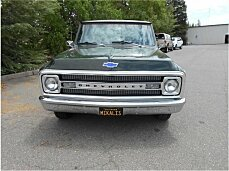 1969 Chevrolet C/K Truck Classics for Sale - Classics on ...