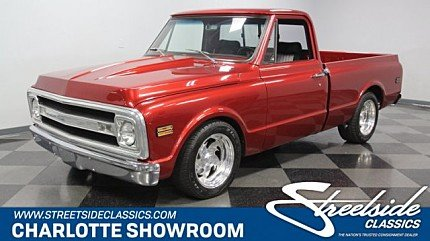 1969 Chevrolet C/K Truck for sale 101006328