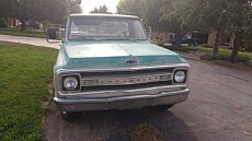 1969 Chevrolet C/K Truck for sale 101007832