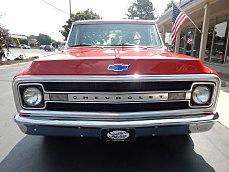 1969 Chevrolet C/K Truck for sale 101010016