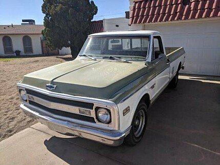 1969 Chevrolet C/K Truck for sale 101013399