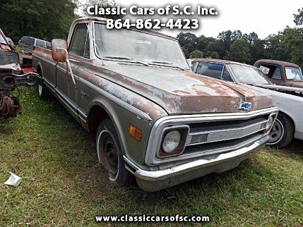 1969 Chevrolet C/K Truck for sale 101017328