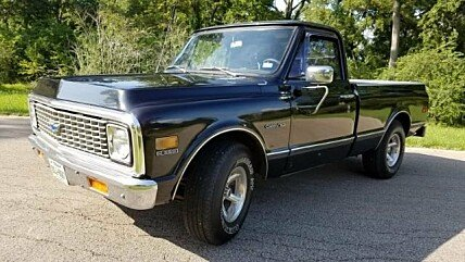 1969 Chevrolet C/K Truck for sale 101021610