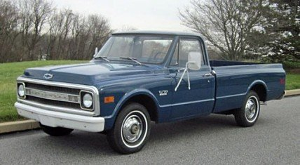 1969 Chevrolet C/K Truck for sale 101029091