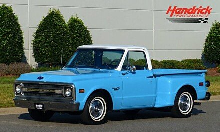 1969 Chevrolet C/K Truck for sale 101029973