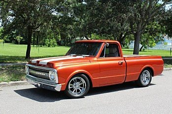 1969 Chevrolet C/K Trucks for sale 100787798