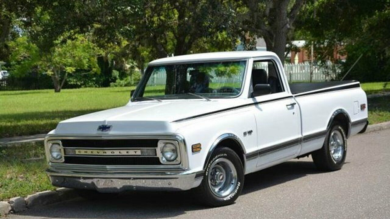 1969 Chevrolet C/K Trucks for sale 100795389
