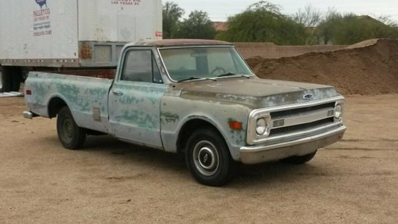 1969 Chevrolet C/K Trucks for sale 100841495