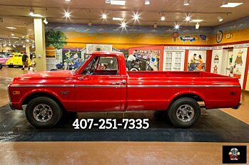 1969 Chevrolet C/K Trucks for sale 100890696